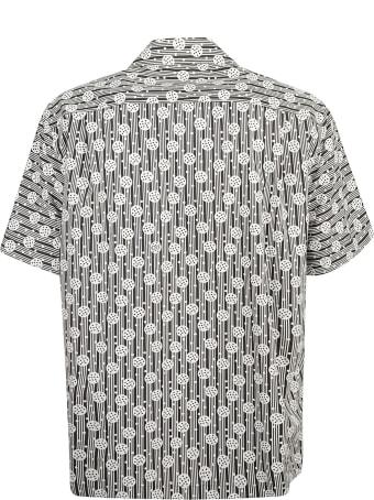 Dolce & Gabbana All-over Printed Stripe Shirt