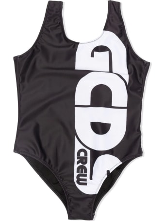 GCDS Black Swimsuit