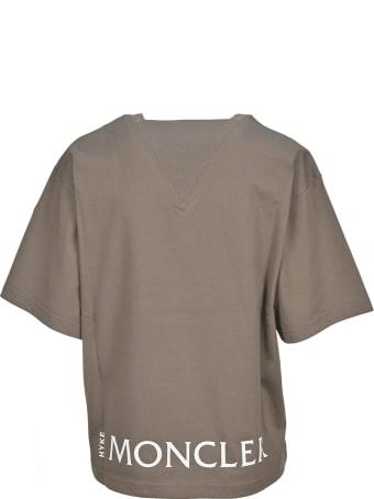Moncler Hyke Logo T-shirt