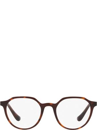Vogue Eyewear Vogue Vo5226 Top Dark Havana / Light Brown Glasses