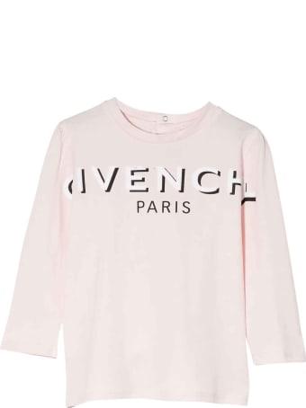 Givenchy Newborn Pink T-shirt