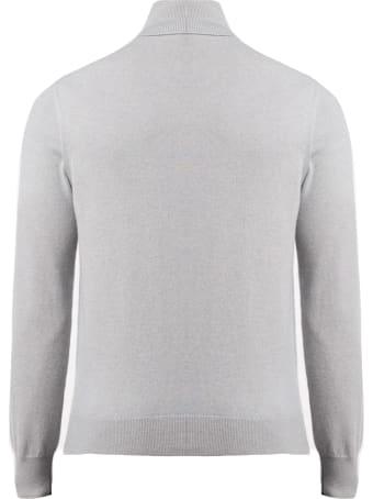 Cruciani Light Grey Cashmere Jumper