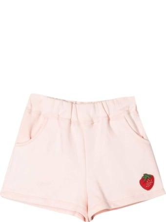Sonia Rykiel Enfant Pink Shorts