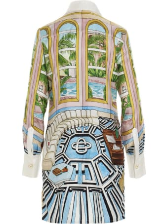 Casablanca Chemisier Dress