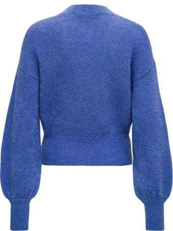 Federica Tosi Bluette Mohair Blend Sweater