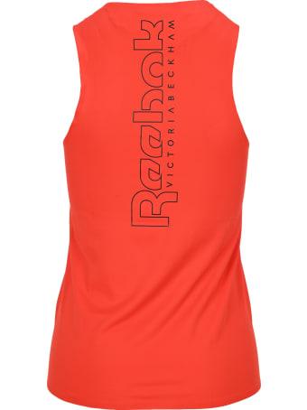 Reebok x Victoria Beckham Low-impact Logo Performance Tank Top