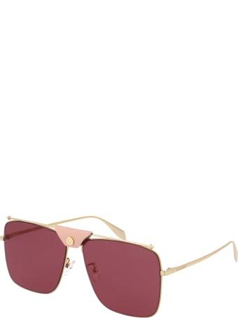 Alexander McQueen Am0318s Sunglasses