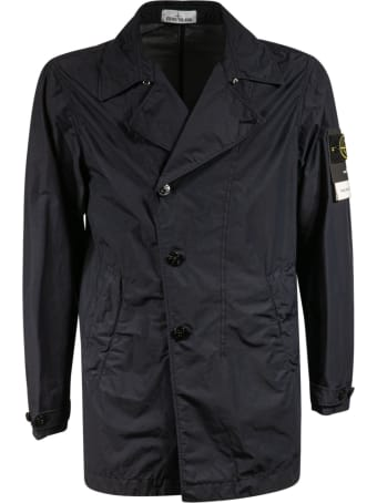 Stone Island Buttoned Jacket