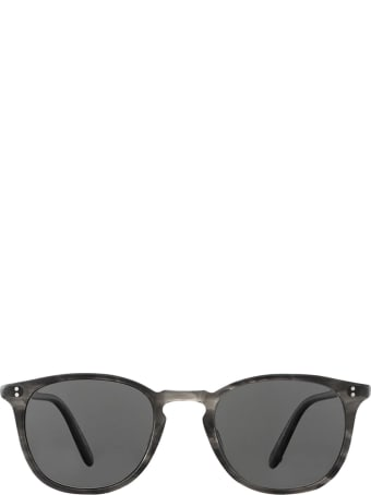 Garrett Leight Garrett Leight Kinney Sun G.i. Tortoise Sunglasses