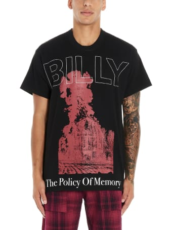 BILLY 'the Policy Of Memory' T-shirt
