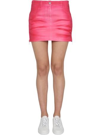 Givenchy Mini Denim Skirt