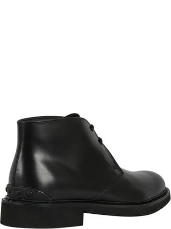 Tod's Polacco Semiformale Xl Laced Shoe