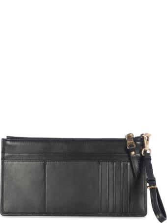 Miu Miu Matelasse` Zipped Wallet