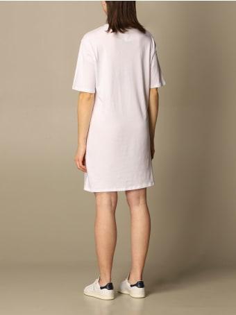 Armani Collezioni Armani Exchange Dress Armani Exchange Short Dress With Logo