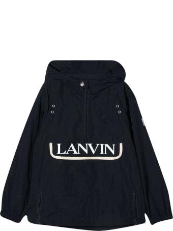 Lanvin Windbreaker With Print
