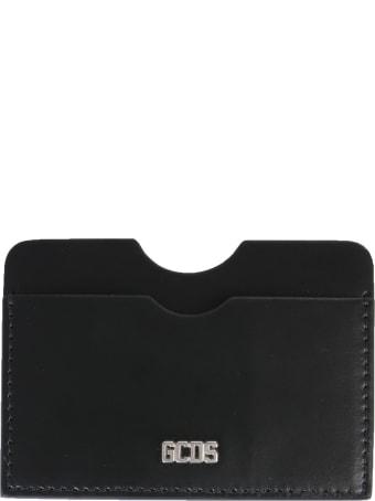 GCDS Card Holder With Logo