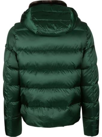 Moorer Zip Padded Jacket