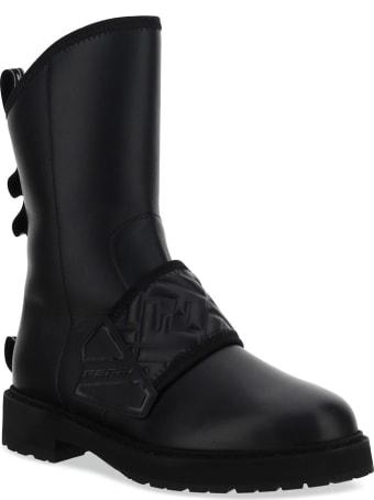 Fendi Biker Boots