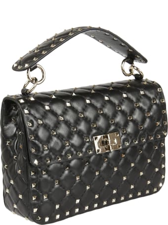 Valentino Garavani Spike Medium Shoulder Bag