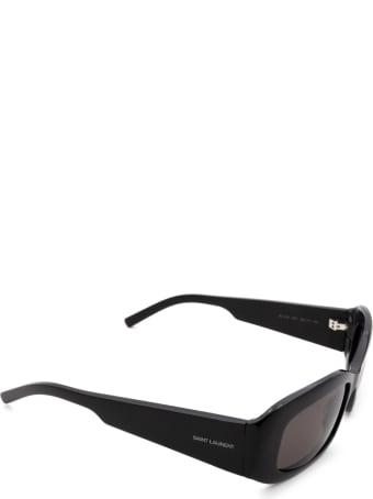 Saint Laurent Saint Laurent Sl 418 Black Sunglasses