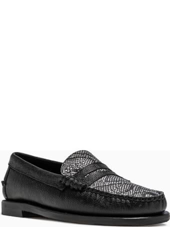 Sebago Dan Python Print Loafers 731144w