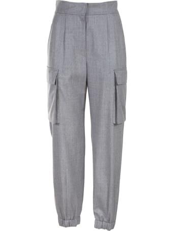 Brunello Cucinelli virgin wool trousers