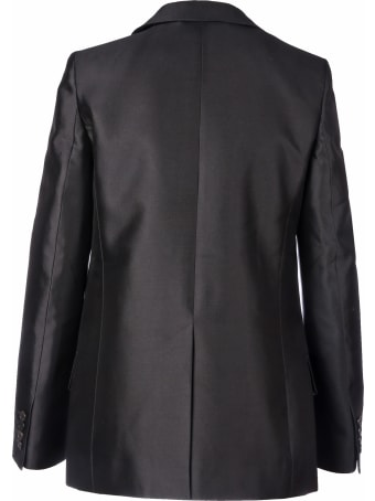 Givenchy Doublebreasted Jacket