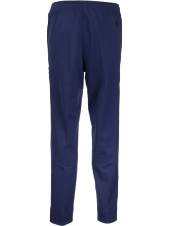 Moncler Grenoble Casual Trousers Blue