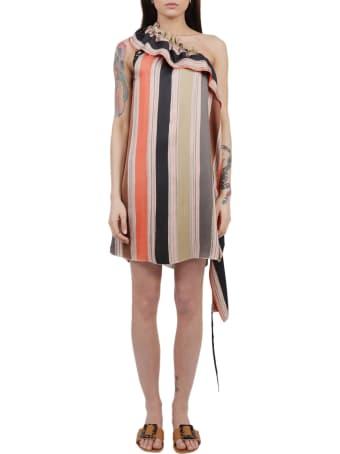 Nenah Printed Parigi Dress