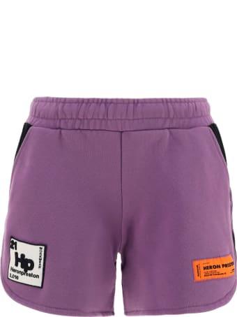 HERON PRESTON Jogging Shorts