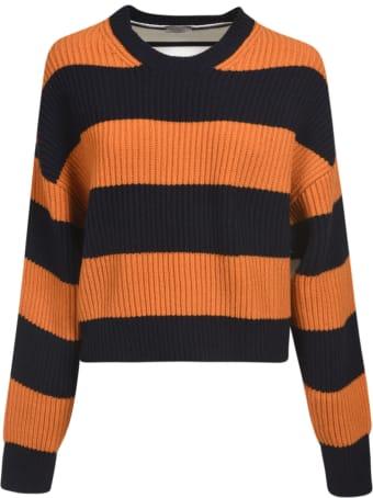 Mrz Double-Stripe Sweater