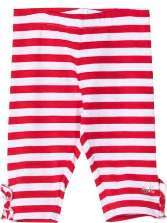 Monnalisa Striped Leggings