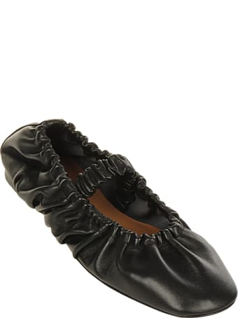 Neous Enif Leather 5mm Flats