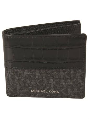 Michael Kors Hudson Billfold Wallet