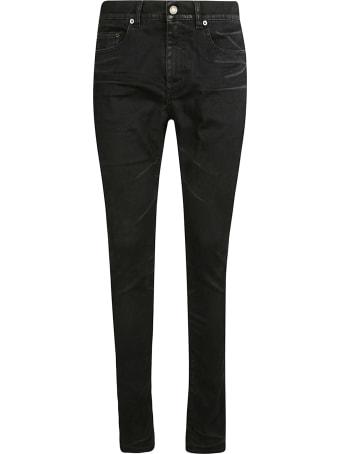Saint Laurent Fitted Jeans