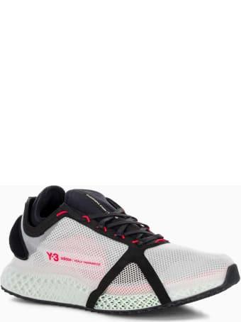 Y-3 Adidas Y3 Y-3 Runner 4d Iow