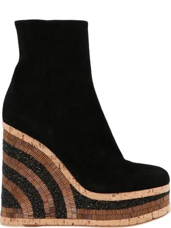 Haus of Honey 'lust Bead' Shoes