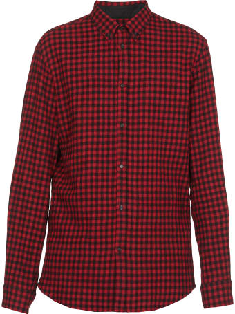 Dsquared2 Relaxed Check Shirt