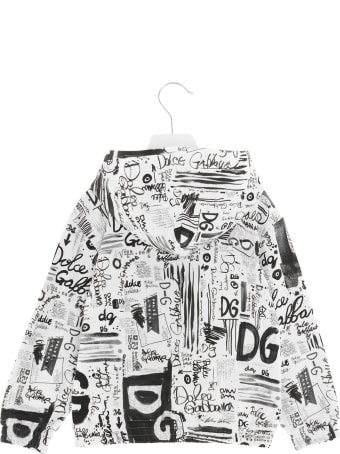 Dolce & Gabbana 'dg Next' Hoodie