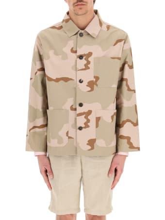 GM77 Camouflage Cotton Jacket