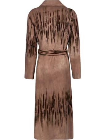 Canessa Tie-waist Cardi-coat