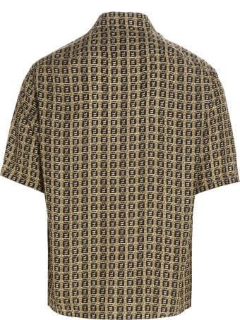 Fendi 'ff Interlace Bamboo' Shirt