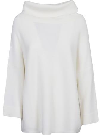 Snobby Sheep Short-sleeve Roll Neck Sweater
