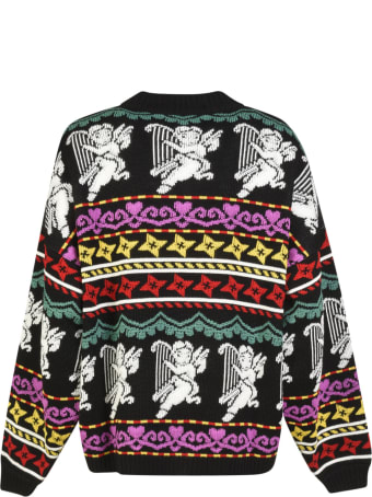 MSGM Multi-Design Knit Sweater
