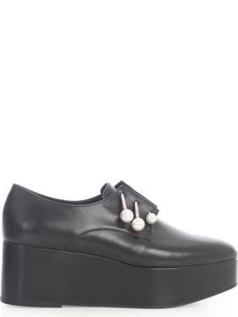 Coliac Matilde Shoes W/high Plateau