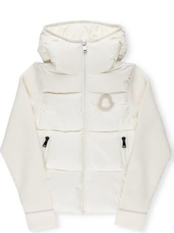 Moncler Padded Jacket With Logo