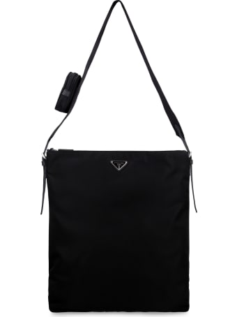 Prada Fabric Bandoleer Bag