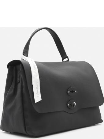 Zanellato Postina M Pura Bag In Leather
