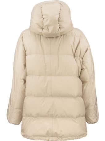 Brunello Cucinelli Hooded Water Repellent Down Jacket