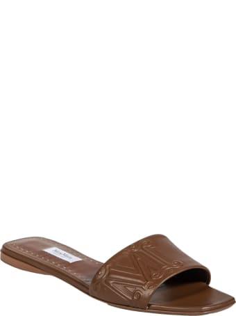 Max Mara Musa Flat Sandals